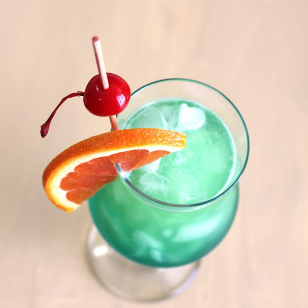 Shamrock Juice Cocktail Recipe