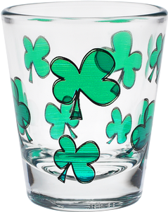 Culver: Shamrock Shot Glass
