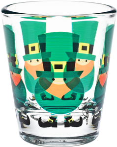 Leprechaun Shot Glasses