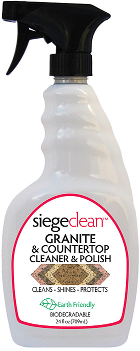 Siege: Granite and Countertop Cleaner