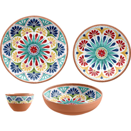 TarHong: Melamine Dinner Set