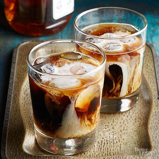 Bourbon Stout Cocktail