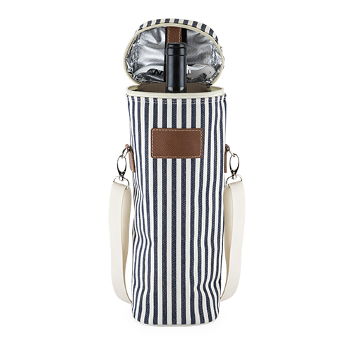 TRUE Brands: Seaside: Insulated 1-Bottle Carrier by Twine