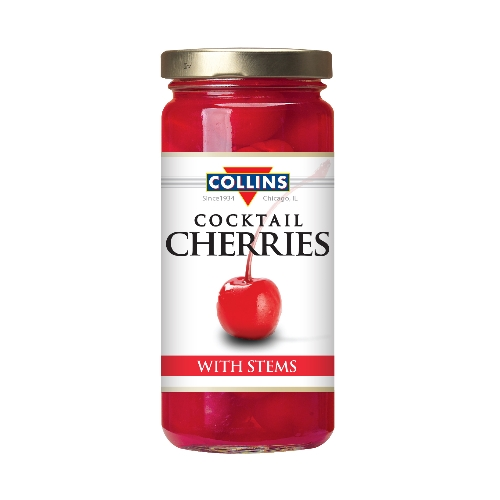 TRUE Brands: Stemmed Cocktail Cherries