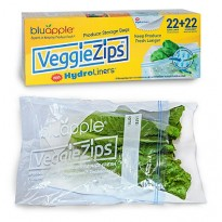 Bluapple: VeggieZips with HydroLiners