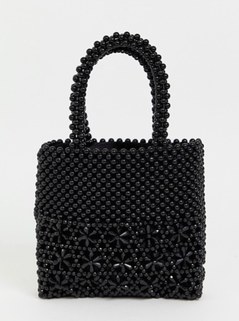 Beaded Bag - If you're in need of some new arm candy you need to get ahold of a fun beaded bag. This 90s revival trend can elevate any outfit and is the perfect summer accessory!