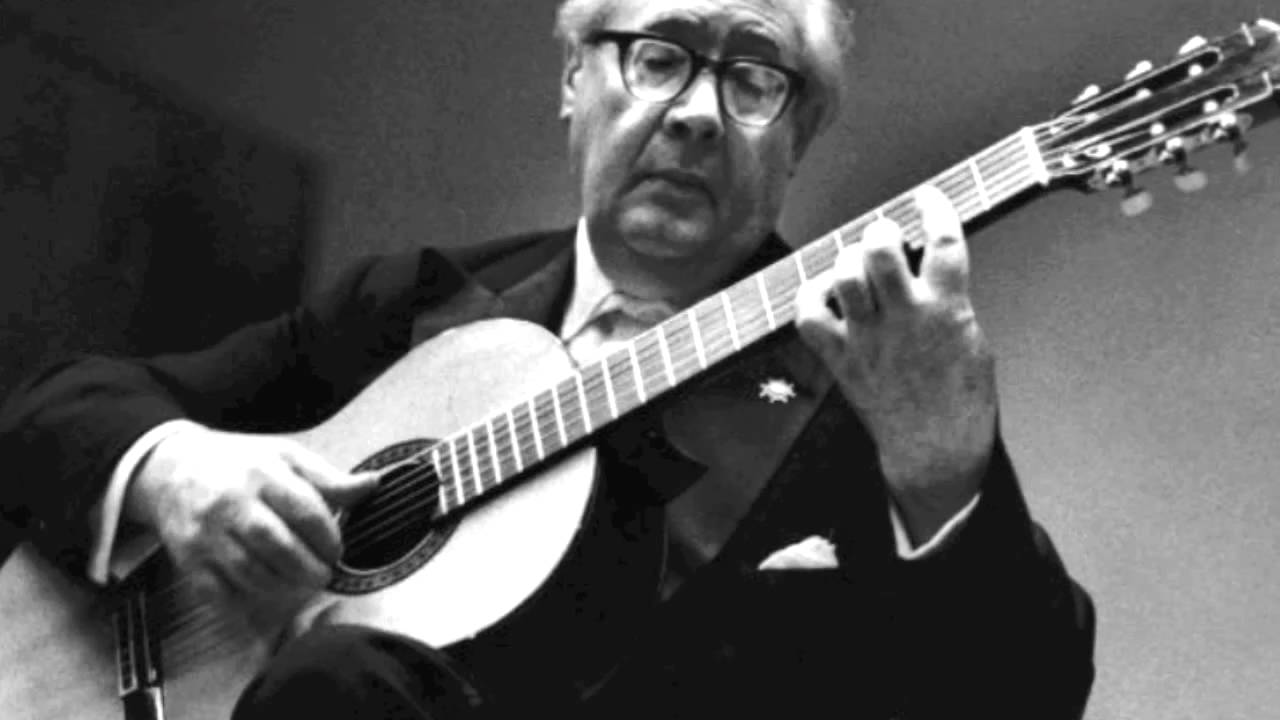 La m�sica para guitarra en Espa�a en el siglo XX