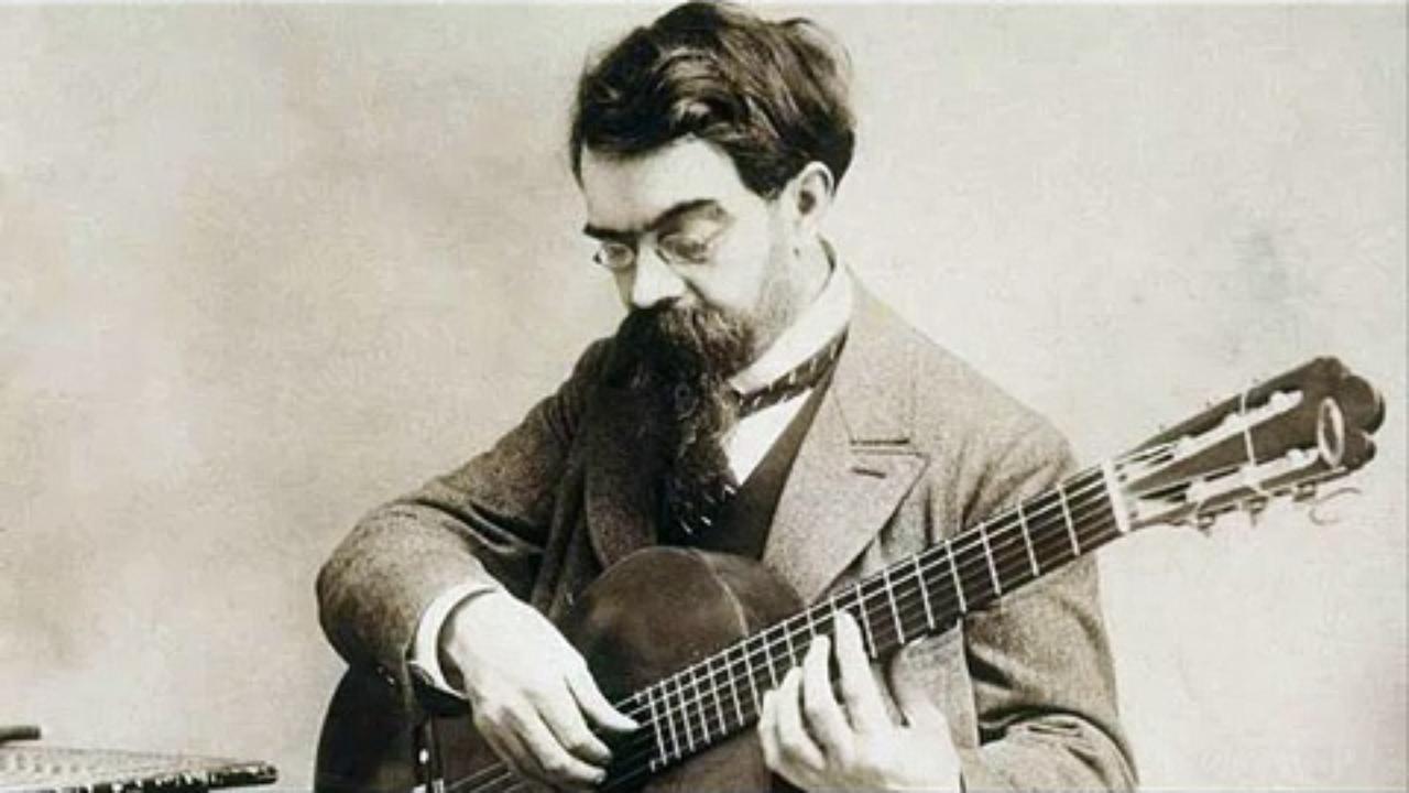 An�lisis musical Recuerdos de la Alhambra de Francisco T�rrega. Alhambrismo musical.