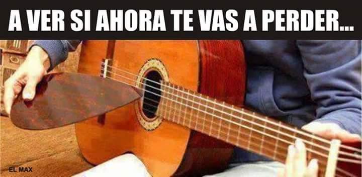 Púas para guitarra