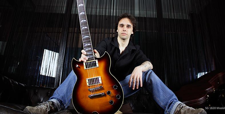 Entrevista al guitarrista Abel Franco