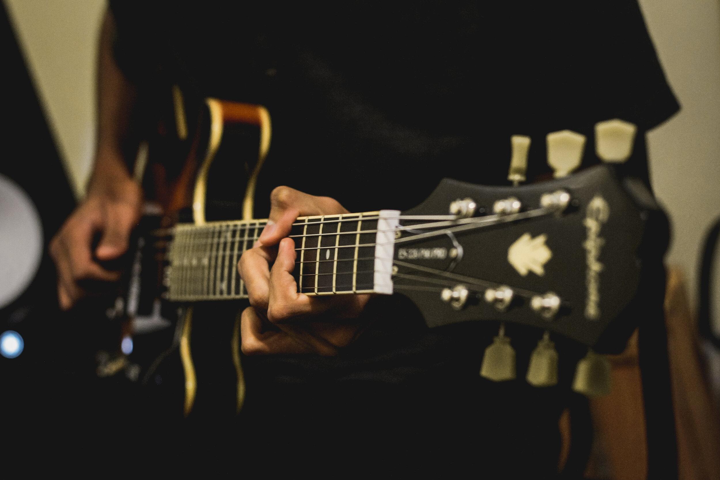 Técnica de Guitarra -