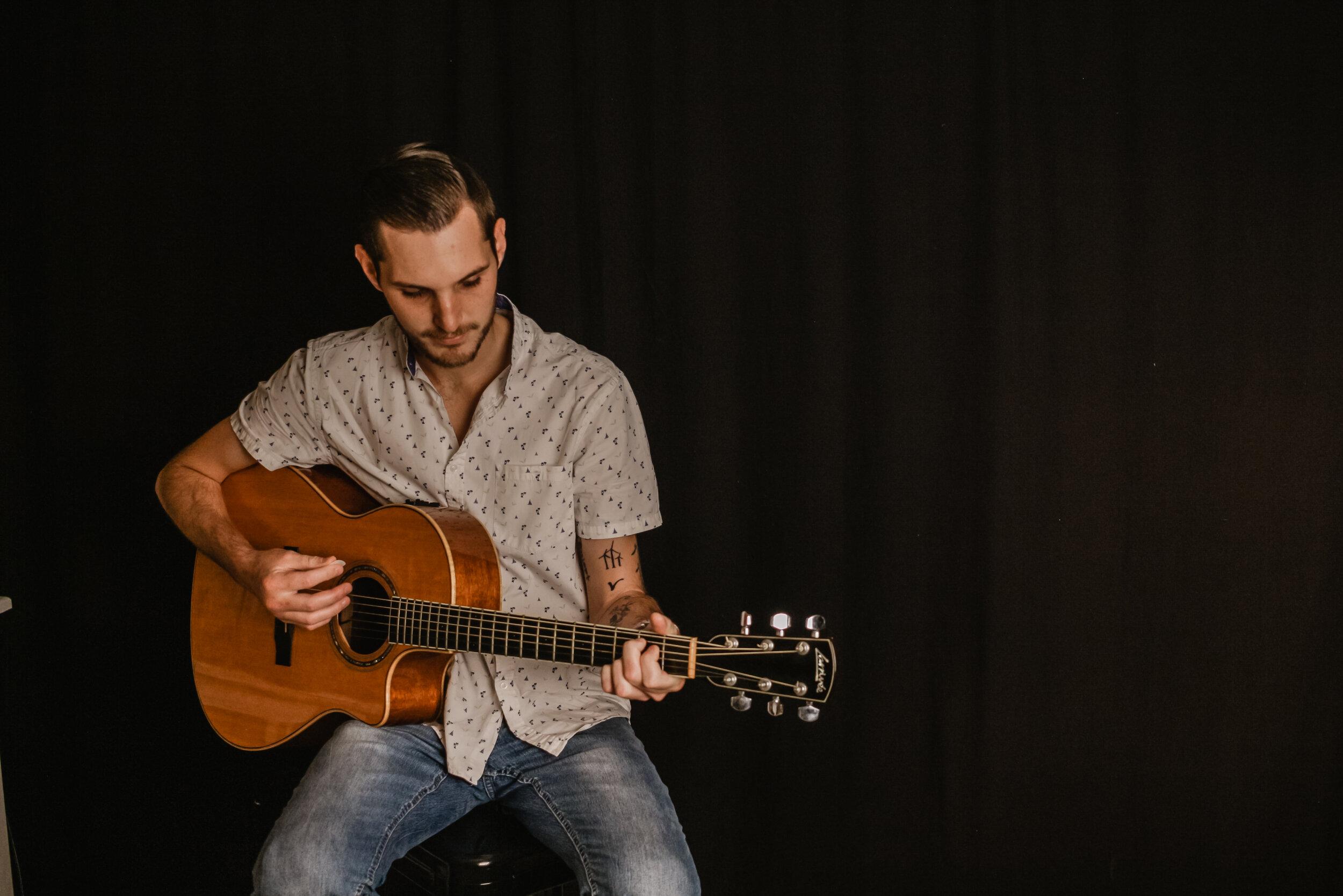 Tutoriales de Guitarra -