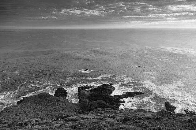 Baja Seascape 1/2 #paintshopla #baja #blackandwhite #texture #seascape #landscape #mexico 📸: @wytown