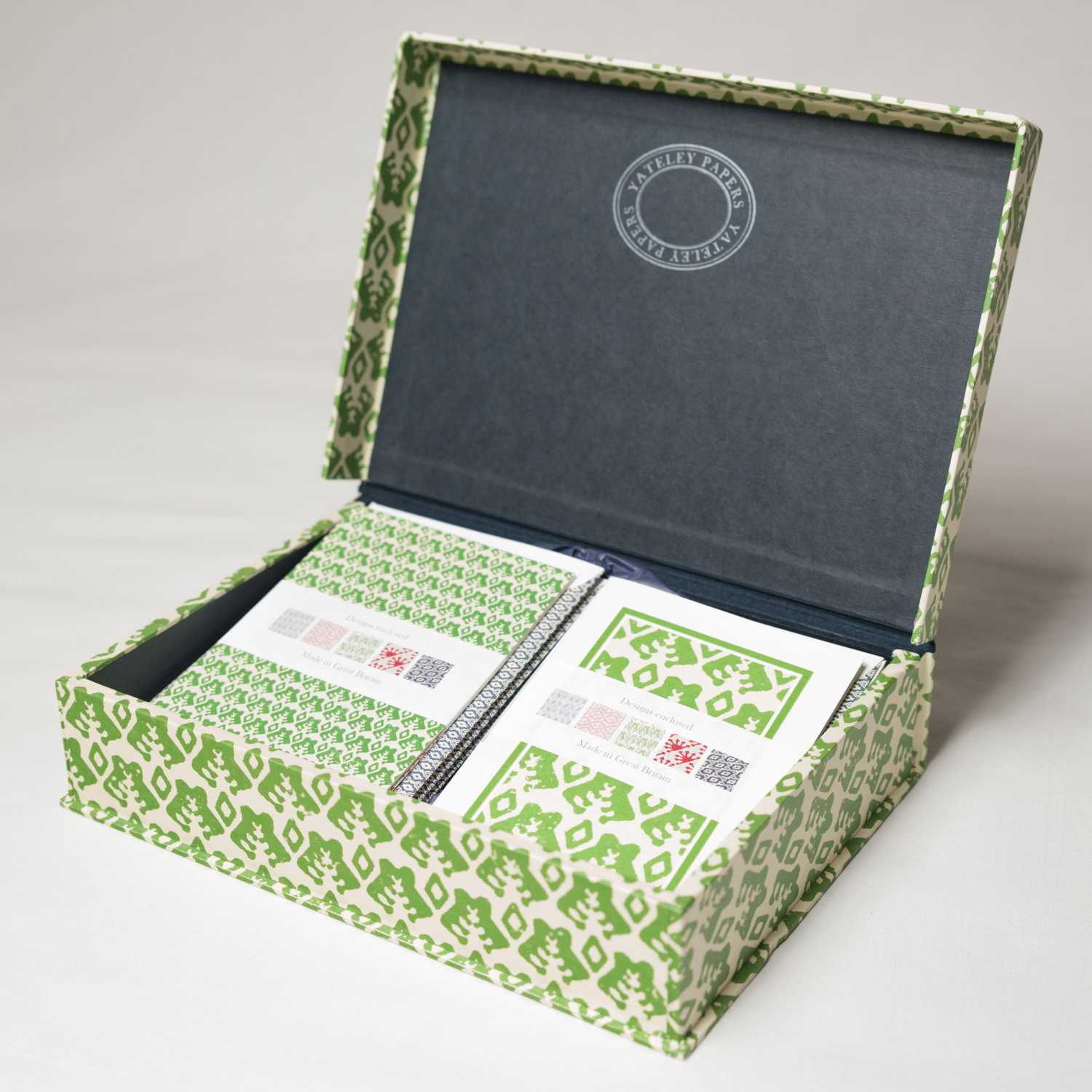Small Box with Cards