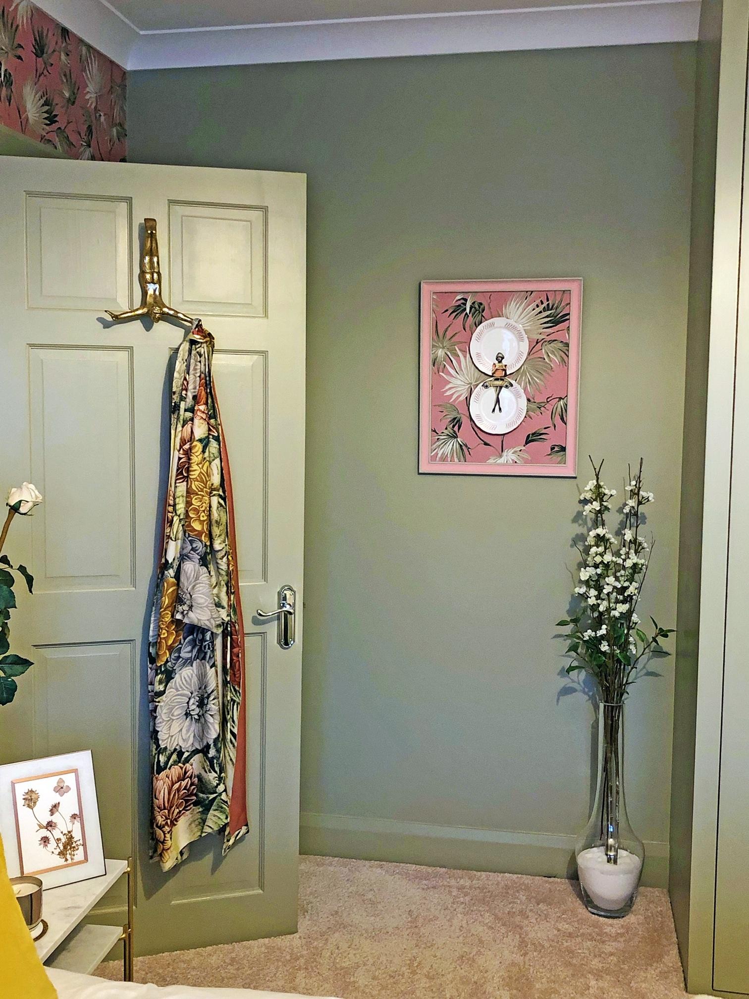 Bedroom in Esher
