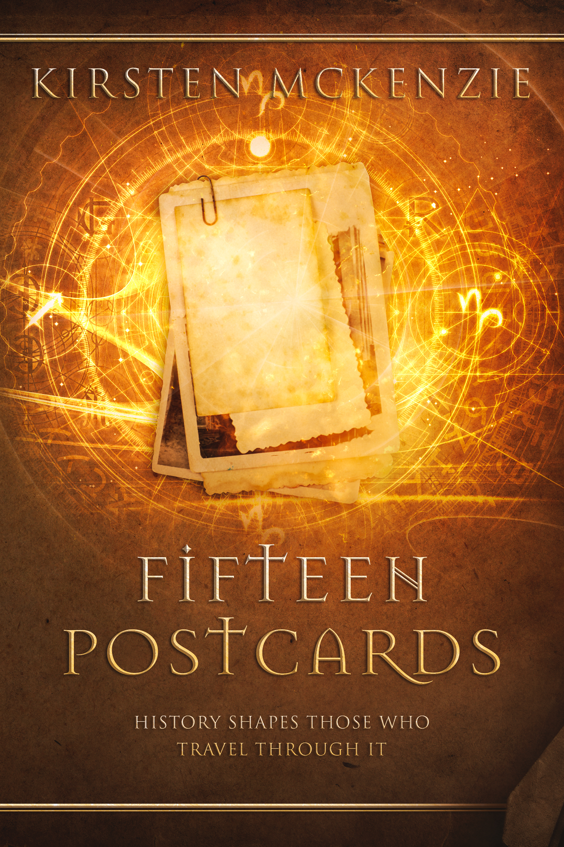 Fifteen Postcards - Book #1 in the Old Curiosity Shop series