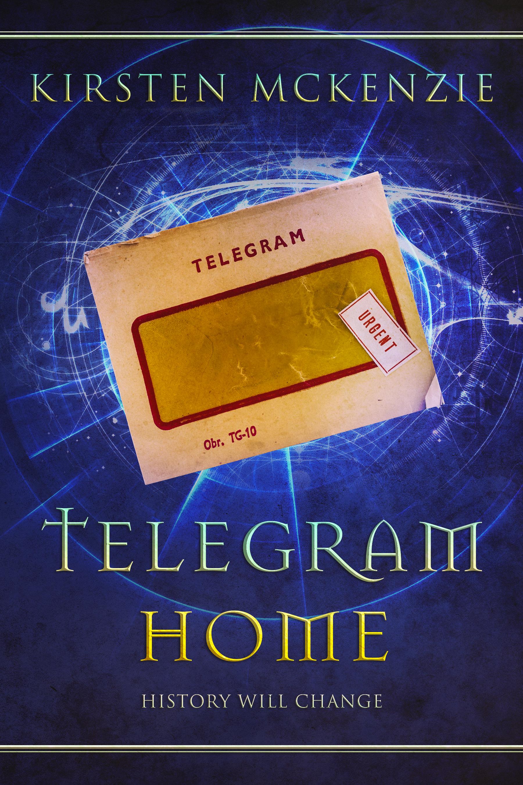 Telegram Home - Book #3 in The Old Curiosity Shop series