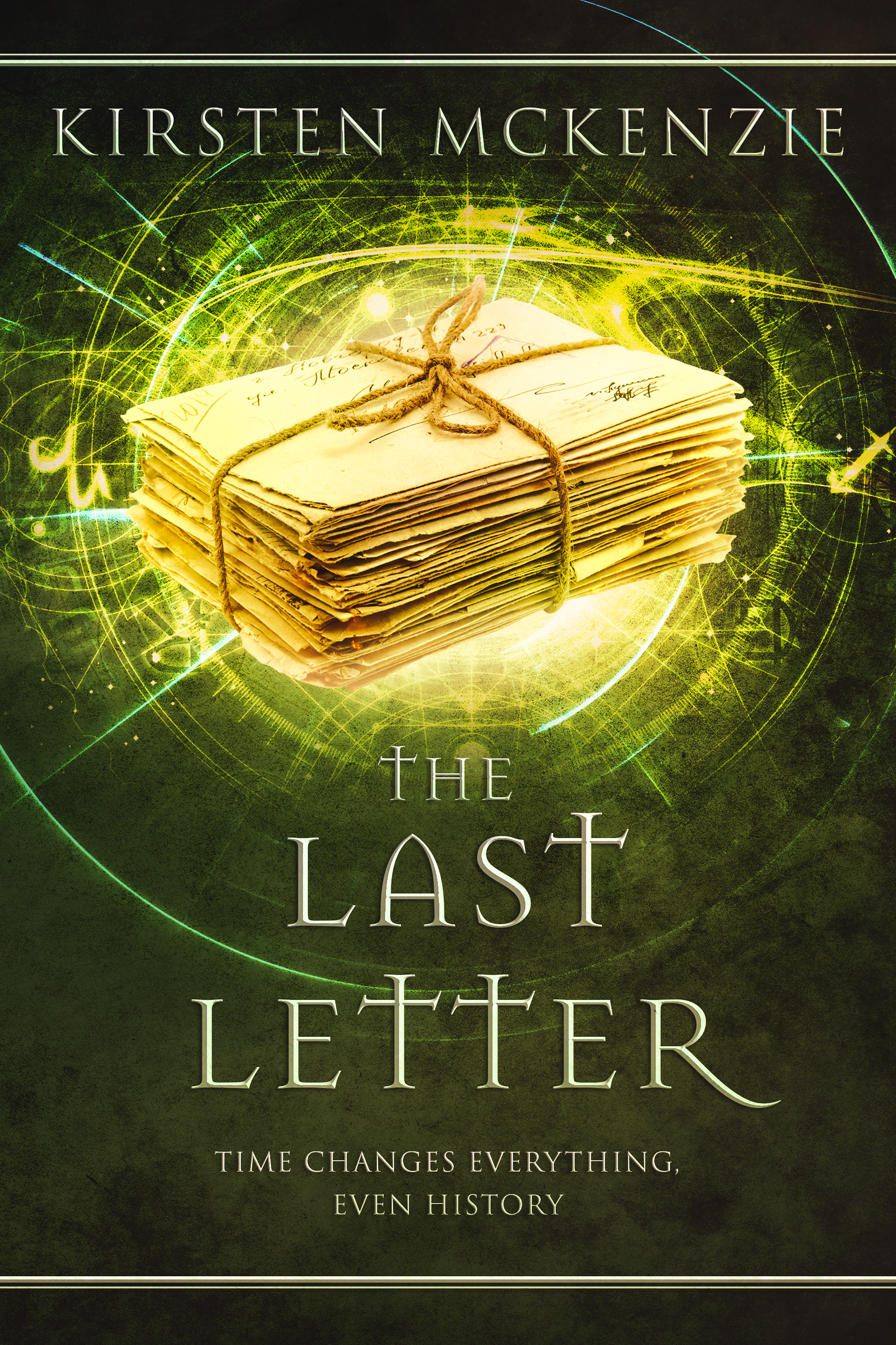 The Last Letter - Book #2 in The Old Curiosity Shop series