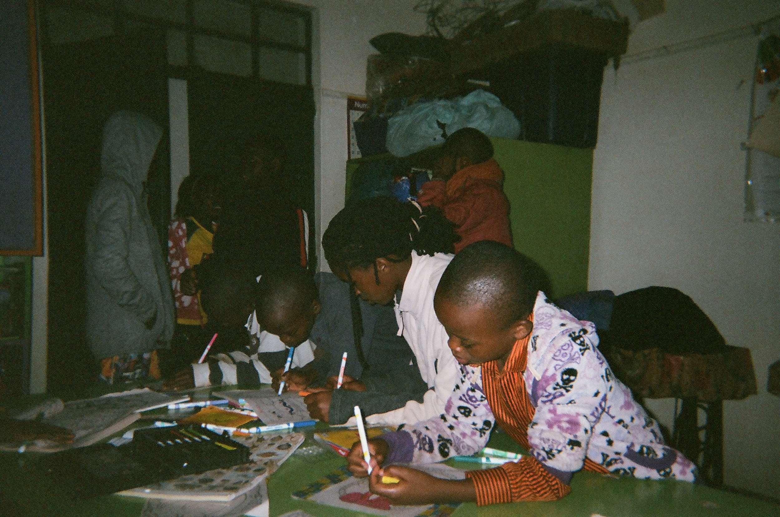 Edwin Mombasa - 9 years old