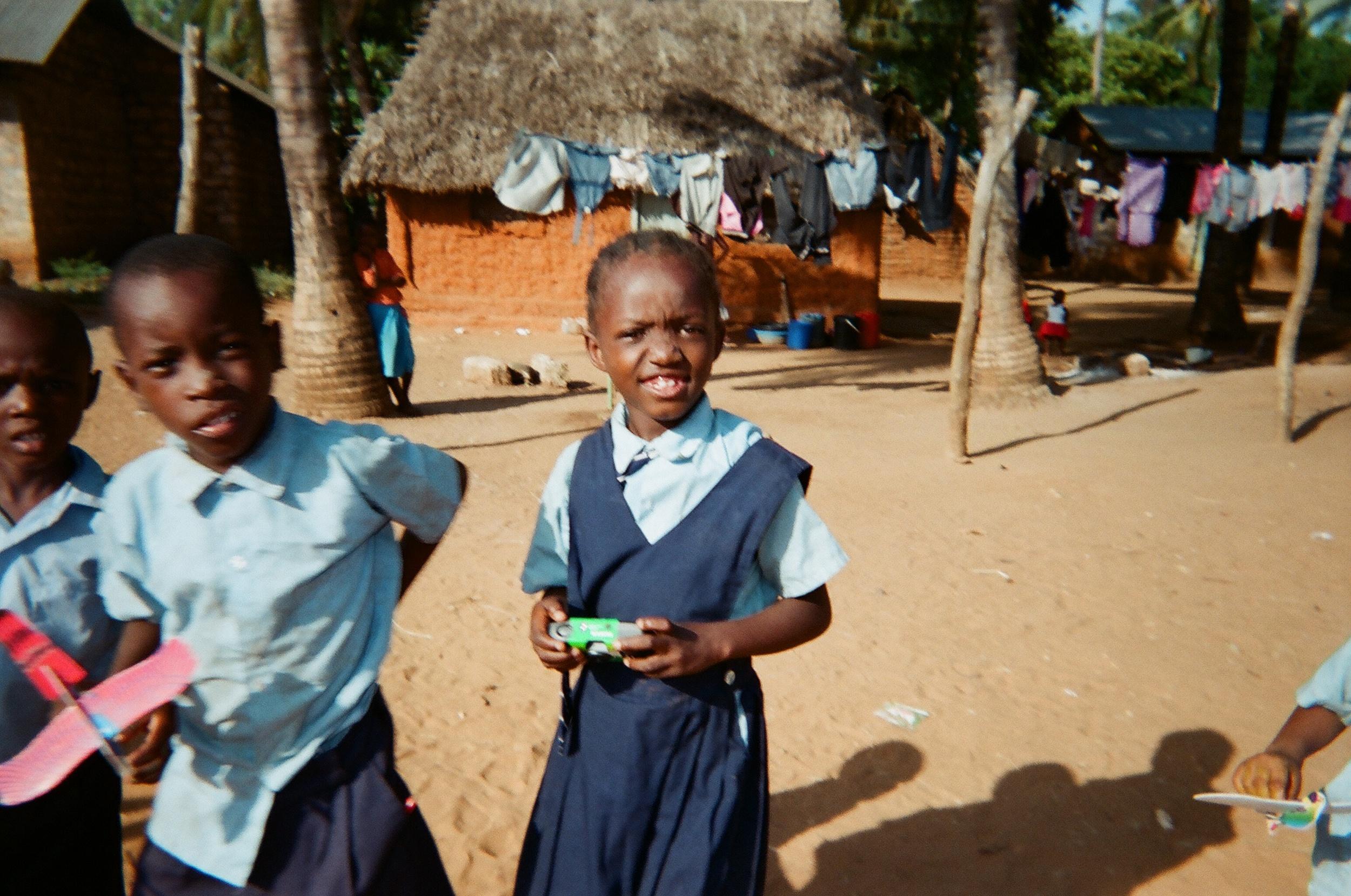 Yusufu Salim - 9 years old