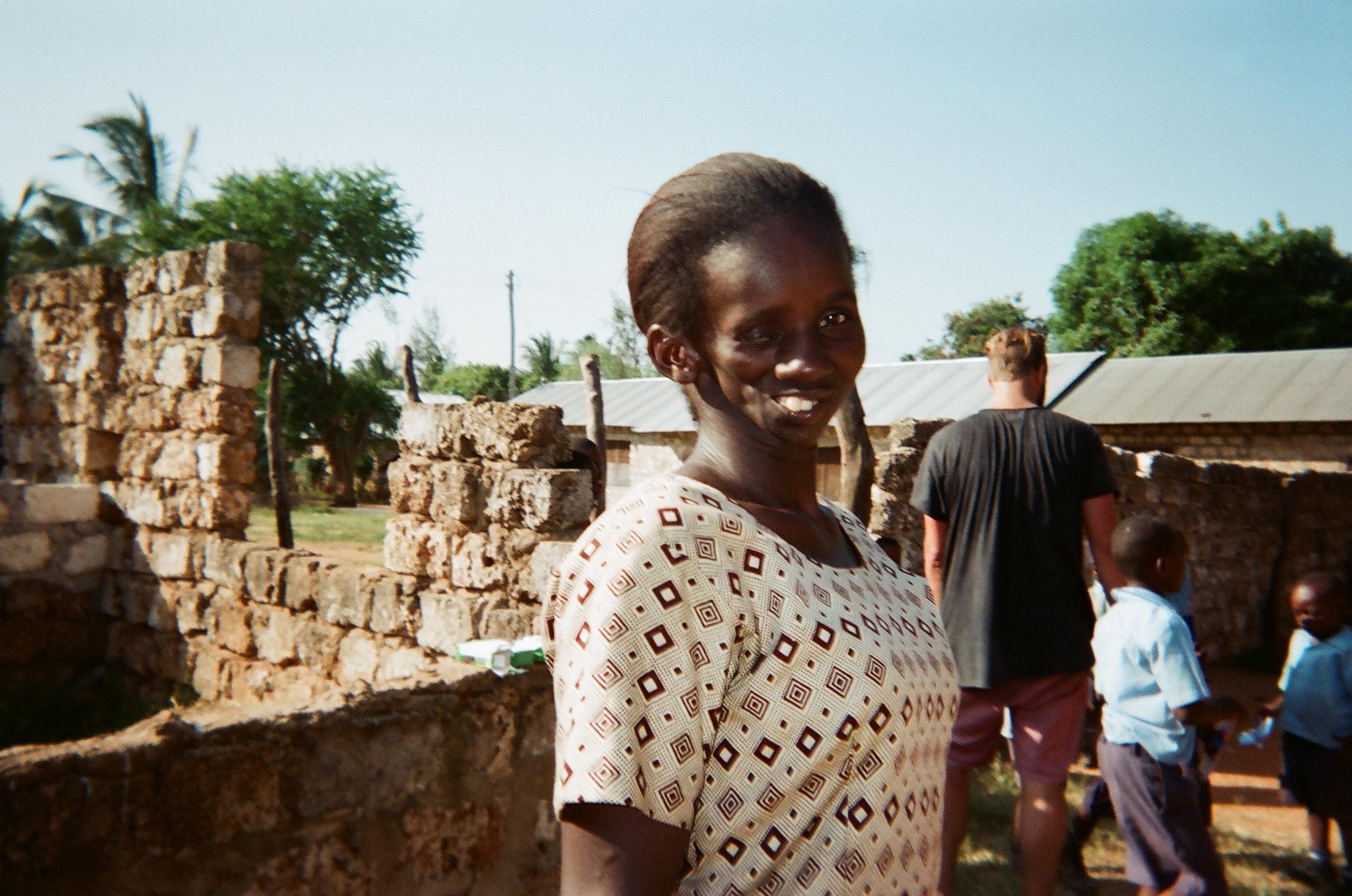Alphonce Mwatha - 12 years old