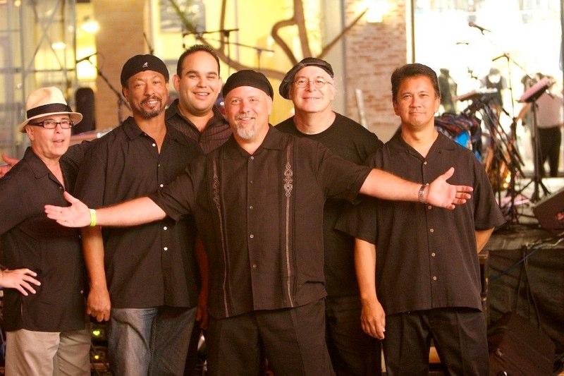 Scott Martin Latin Soul Jazz Band