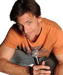 Comedian Don Friesen