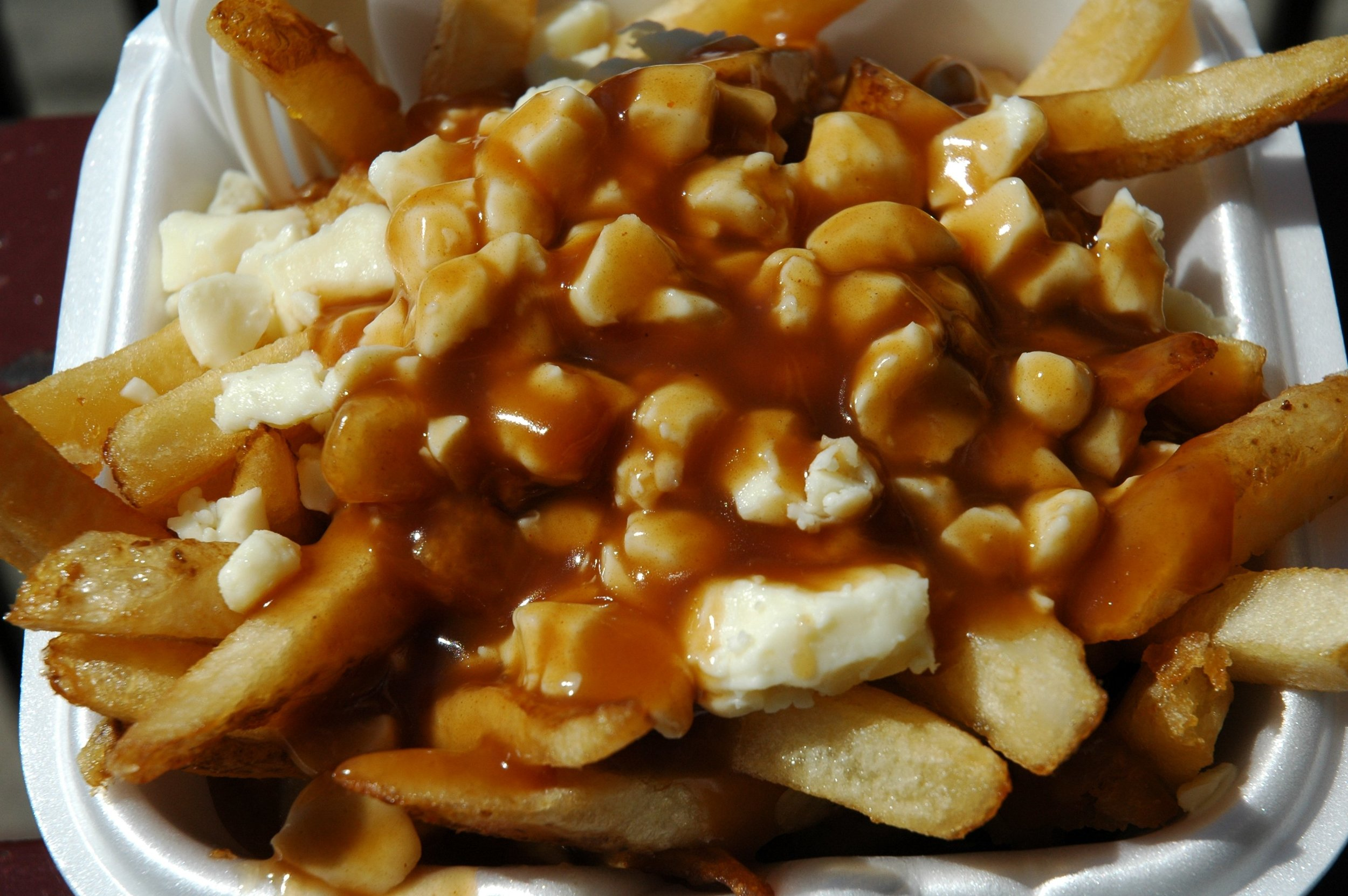 Poutine: Dear Quebec, Thank you. Sincerely, Everybody