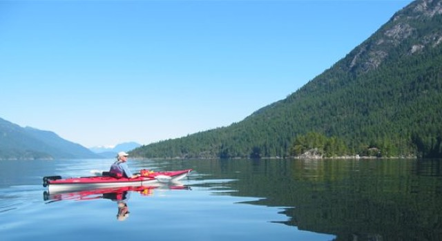 Squamish Kayak Rentals