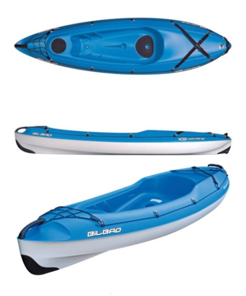 Single Kayak - Sit on top kayak. Suits beginners and experienced kayakersalike. Its size and reduced weight make iteasy to stow and transport.SPECS9'10 | 3 m - 46 lbs | 21 kg - MAX WEIGHT: 264 lbsPRICING1 Hour - $192 hours - $294 hours - $39Day Rental (10:30am - 6:30pm) - $59Overnight (After 5pm -> 11am return) - $3924 hour period - $89