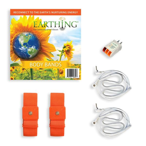 EARTHING BODY BANDS      LEARN MORE