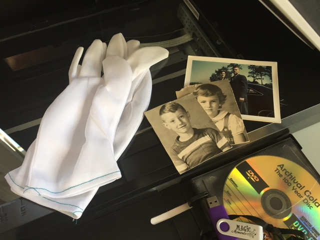 white-glove service for your Digital scans