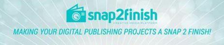 Coming soon - Snap2Finish digital publishing