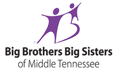 Big Brothers Big Sisters of Middle Tennessee Logo