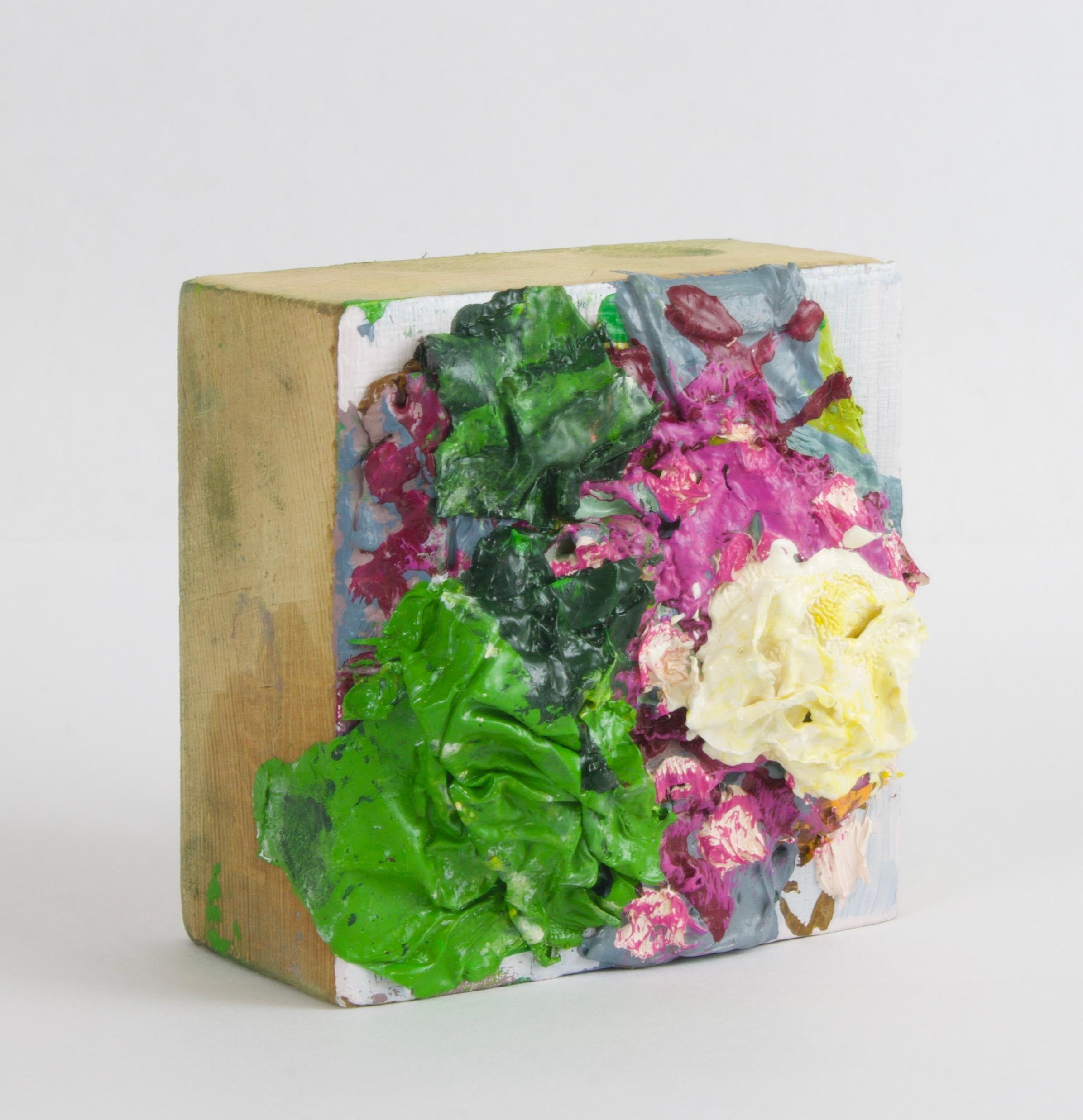 Untitled (Flourish with Trellis)