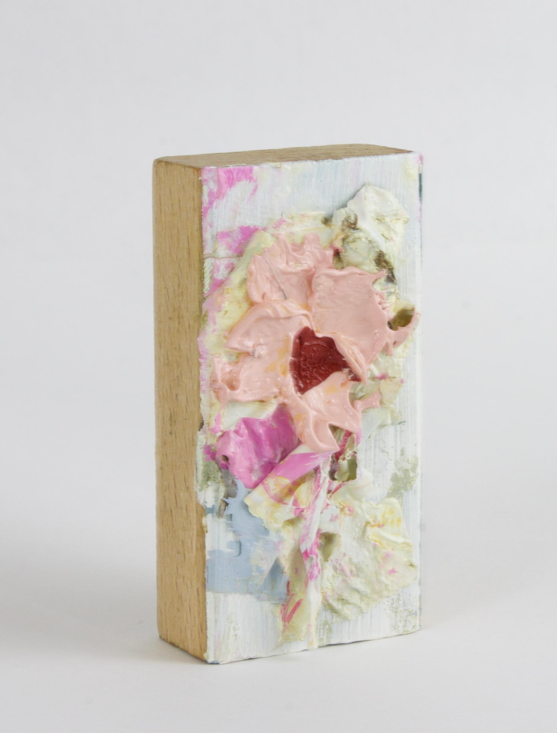 Untitled (Pink Flourish)