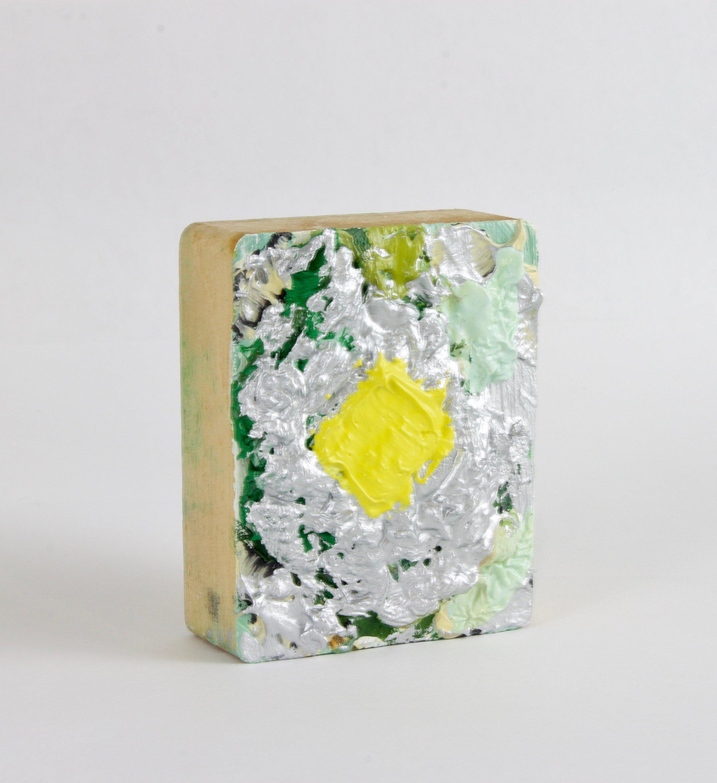 Untitled (Silver Flourish)