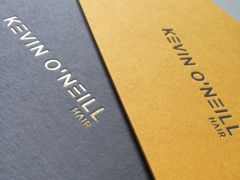 kevin o'neill business cards