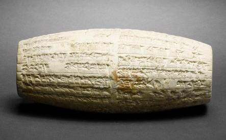 mesopotamian-terracotta-cuneiform-cylinder-sold-at-bonhams-april-2011-e1398358646694.jpg