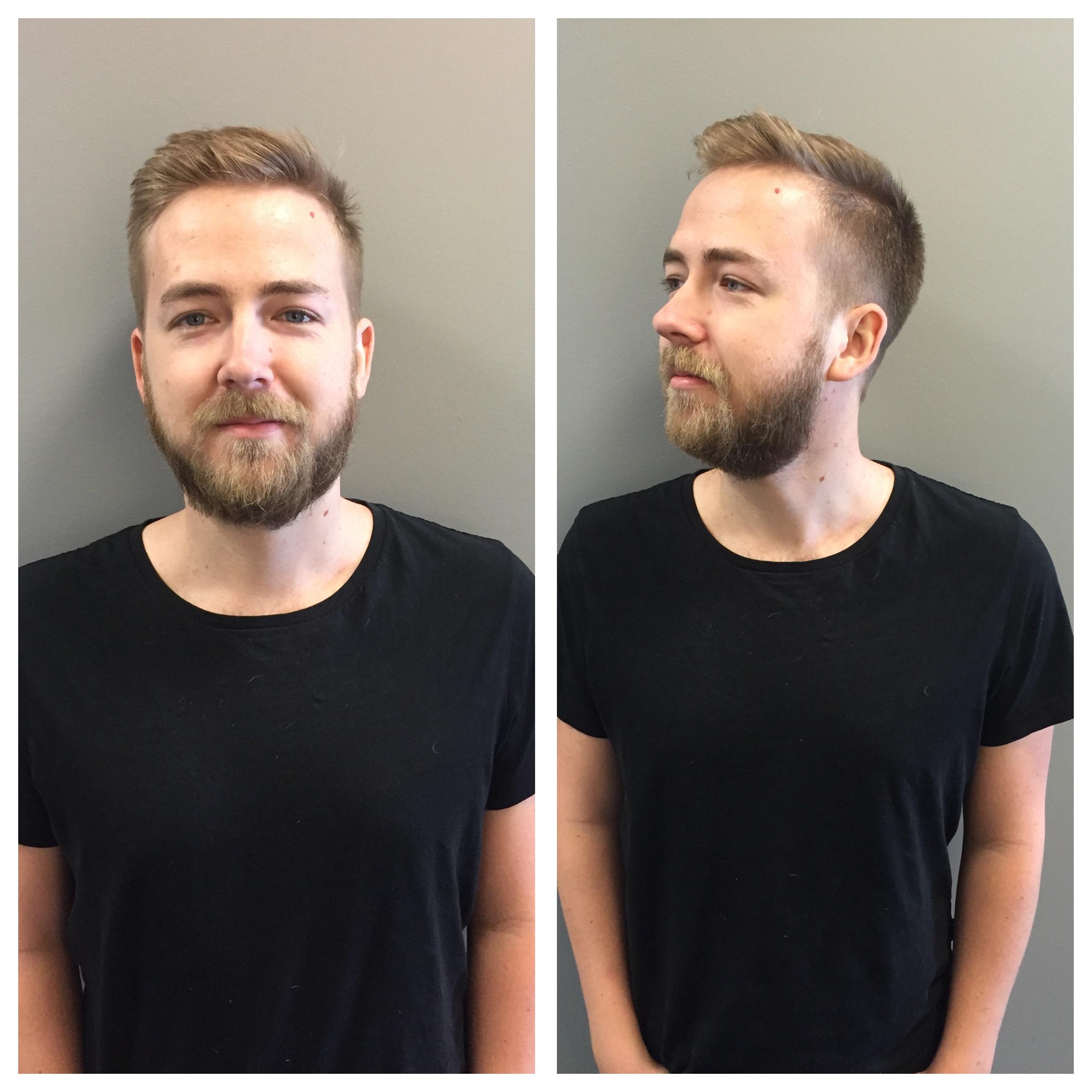 Men's Clipper Haircut