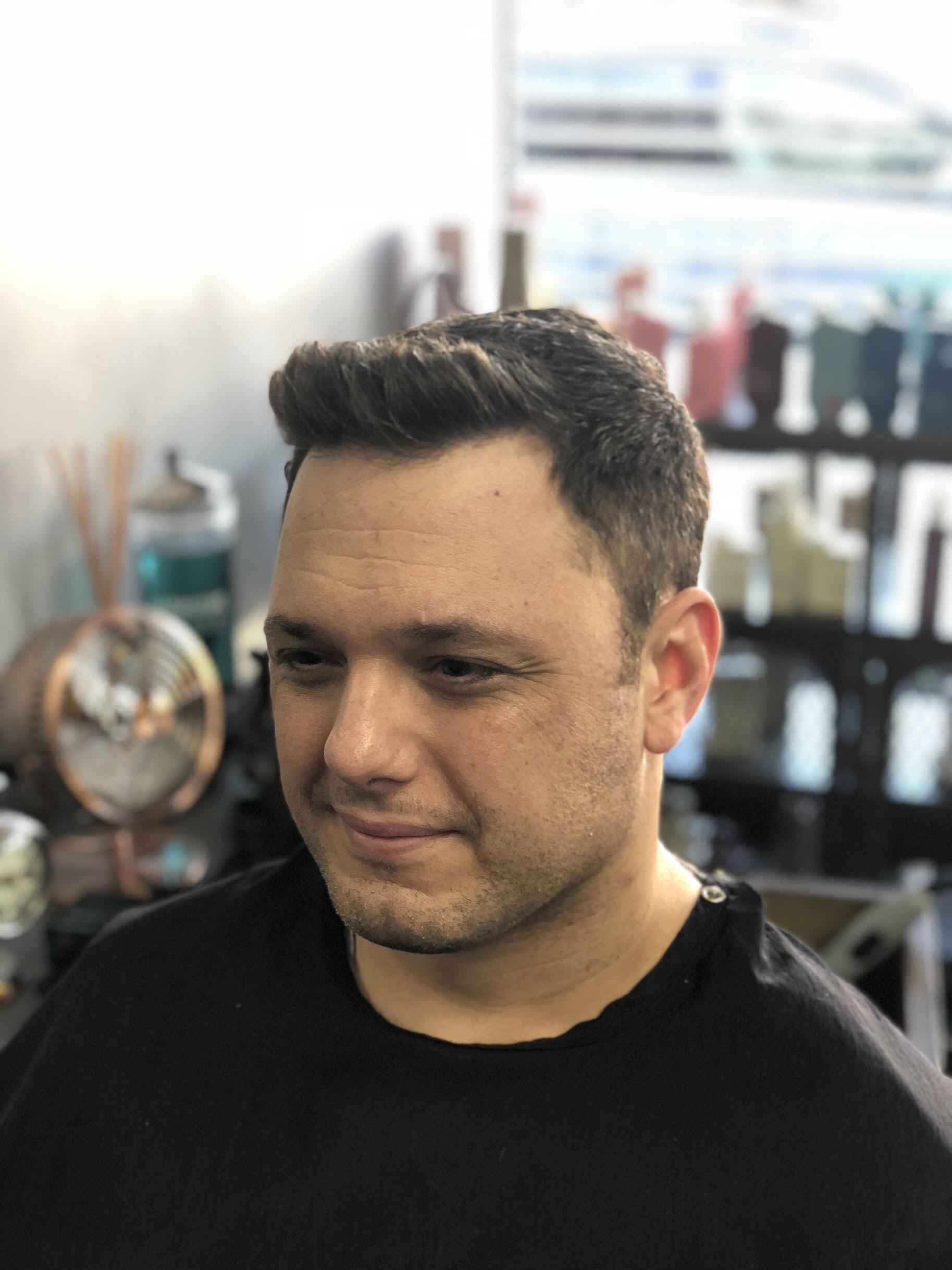 Professional Mens Haircut Culver City.JPG