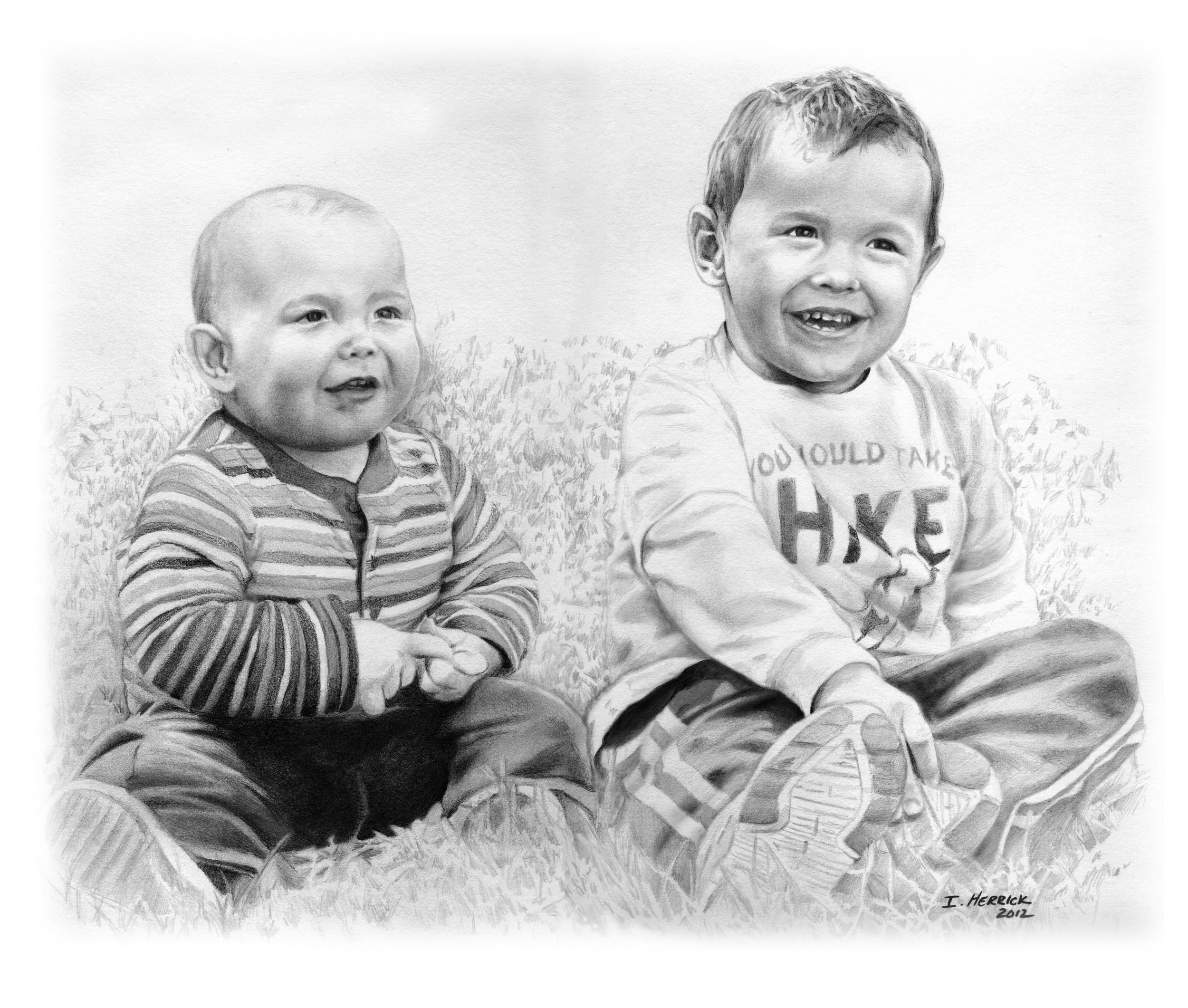 Lucas and Landon