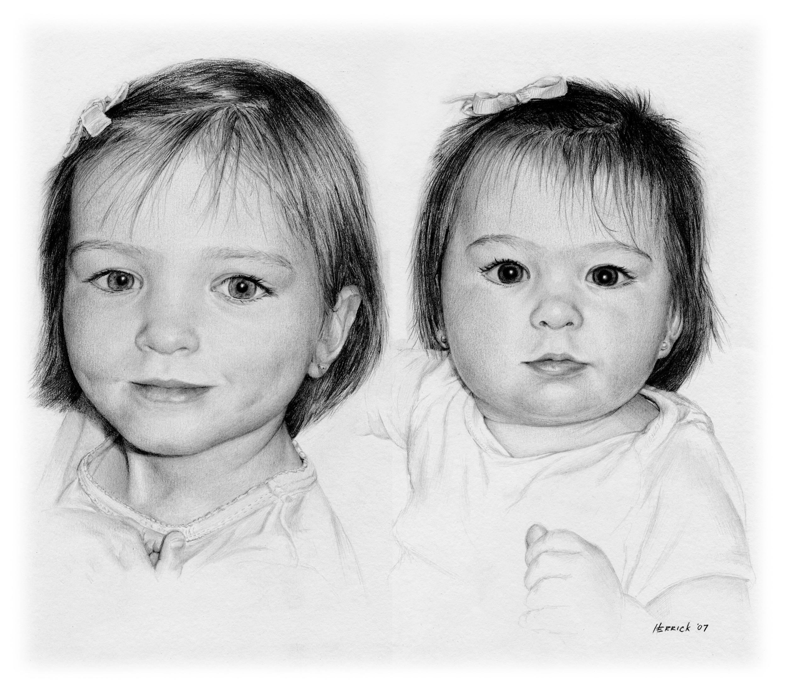 Isabella and Ava