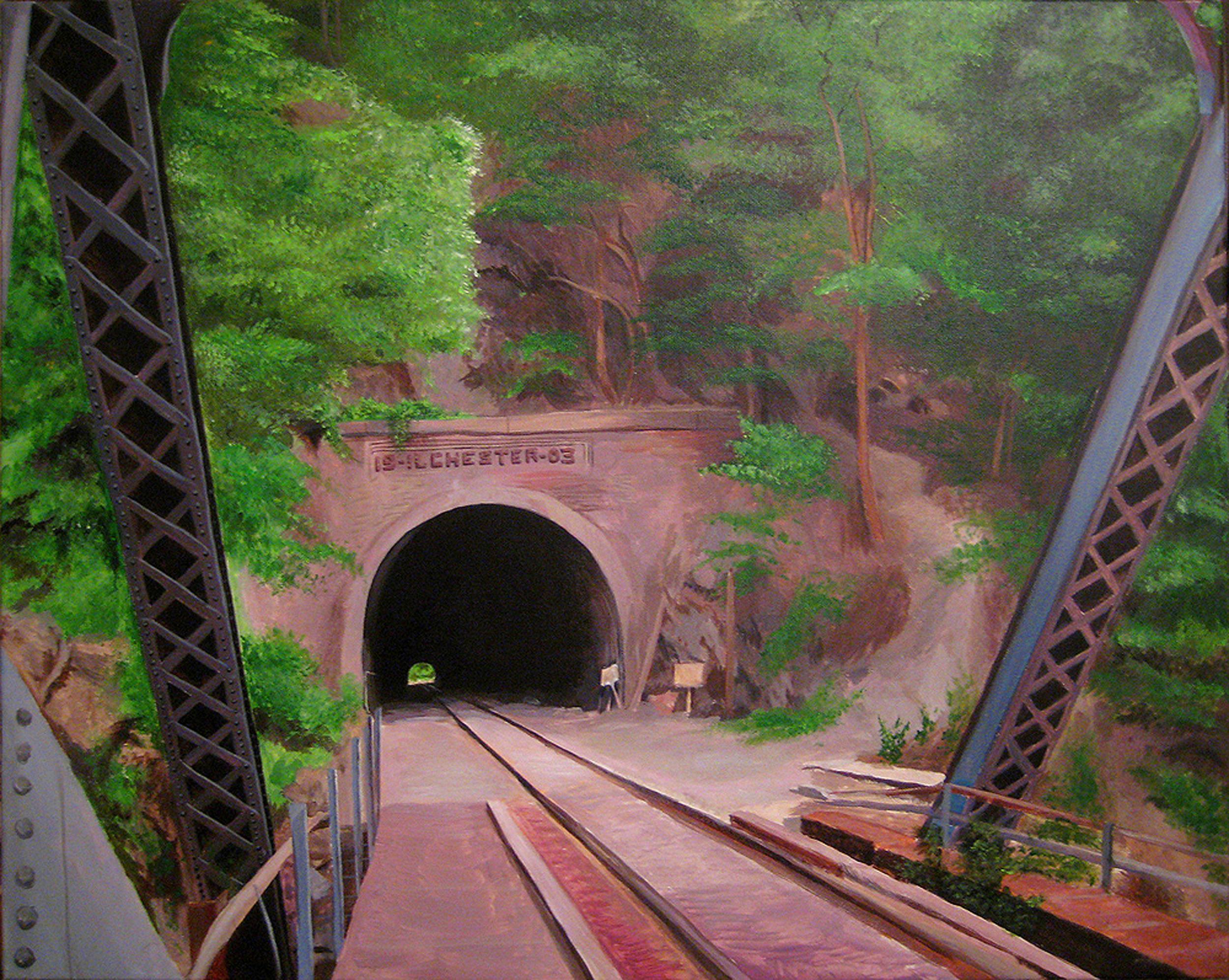 Oella Train Tunnel
