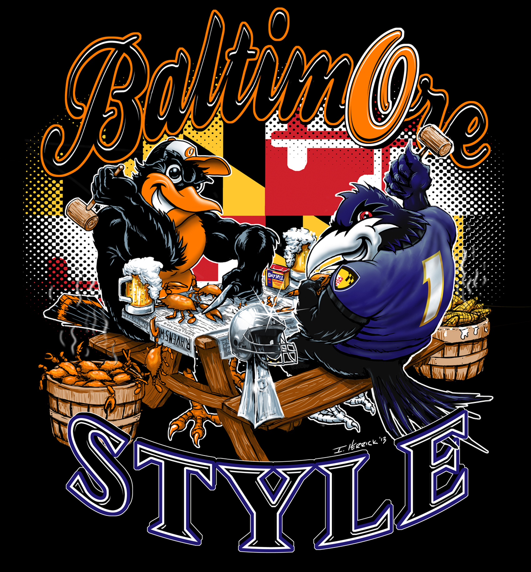 Baltimore Style