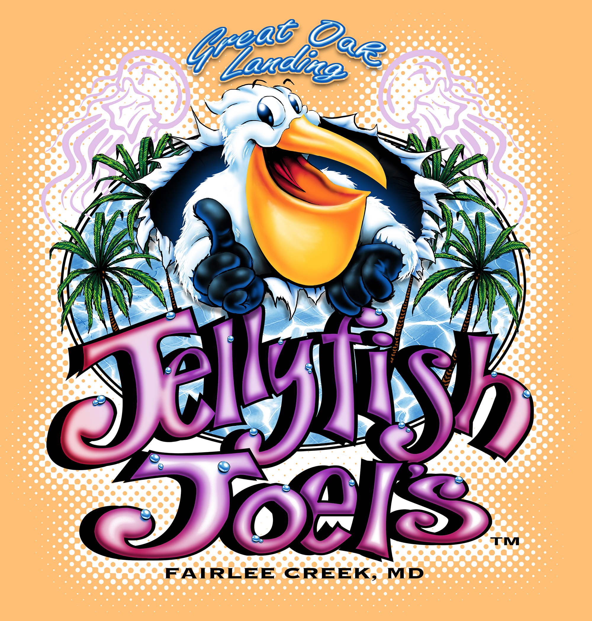 Jellyfish Joel's Pilican