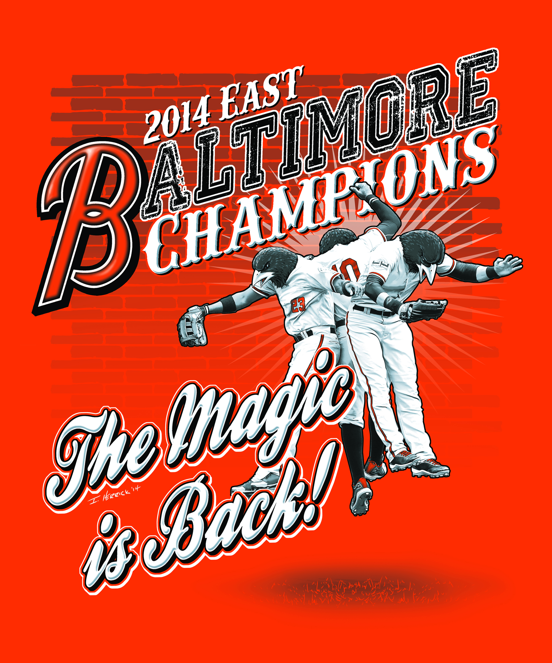 Baltimore Magic is Back!