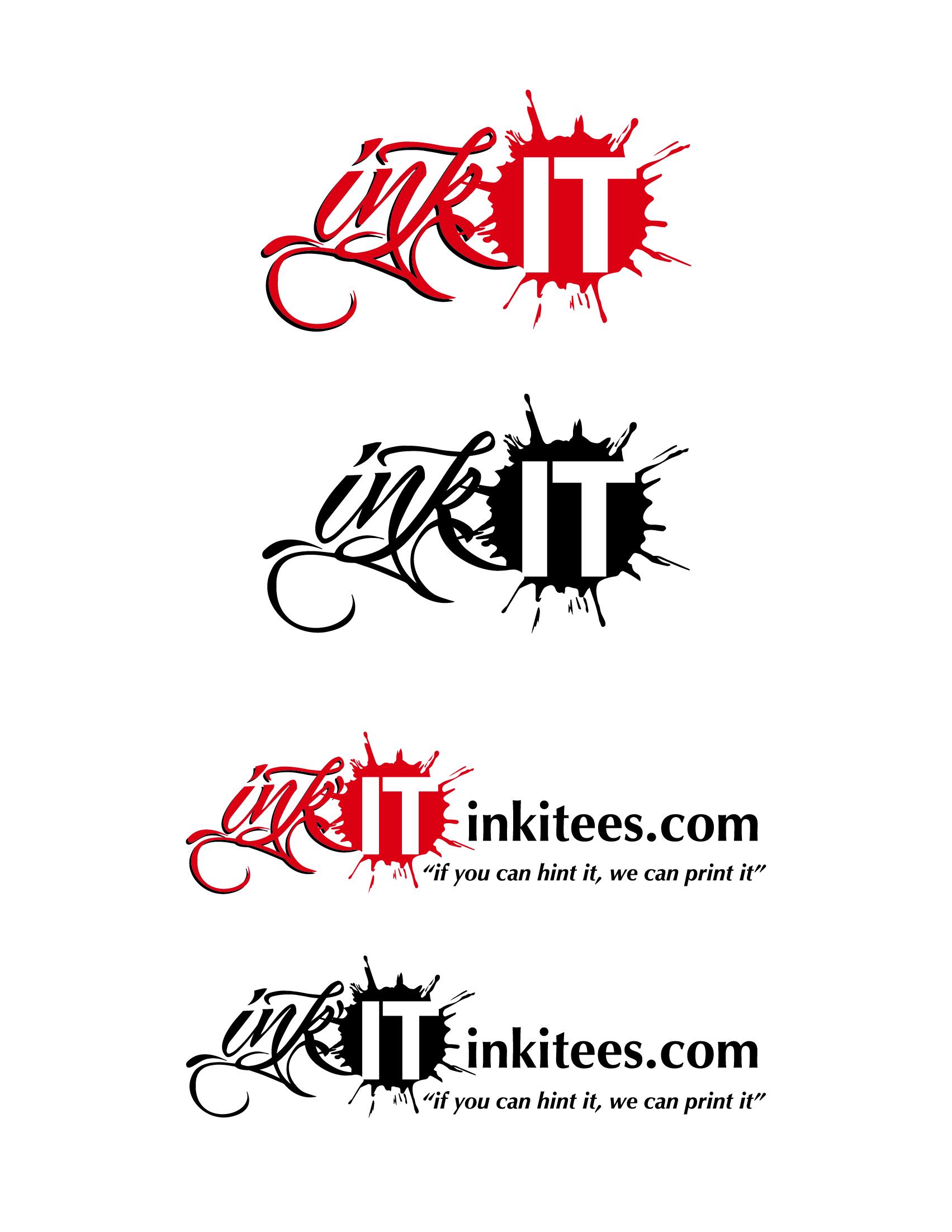 Ink It Tees logo 2