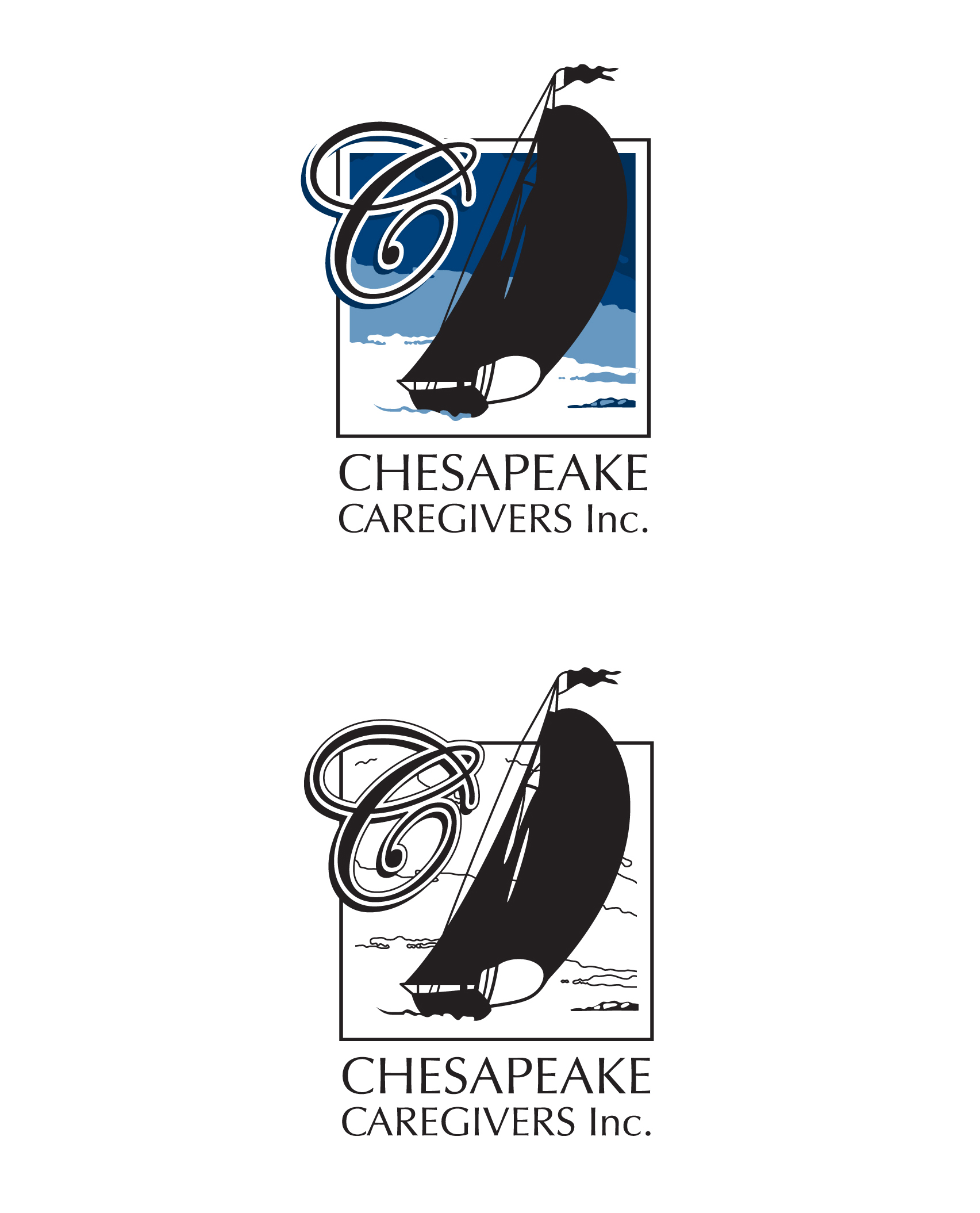 Chesapeake Caregivers, Inc. logo 2