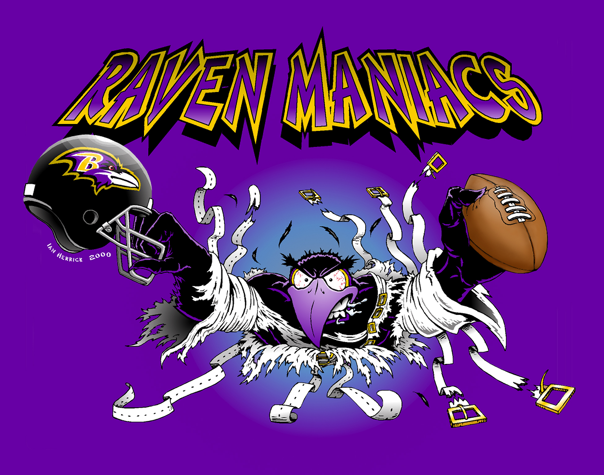 Raven Maniacs